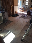 Repaired Subfloor