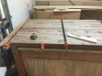 Butcher Block Glue Up